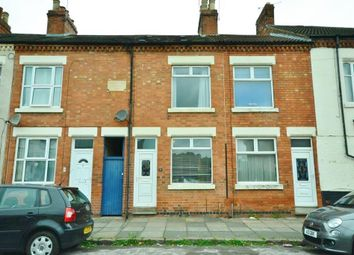 Thumbnail 3 bedroom terraced house for sale in Vernon Road, Leicester