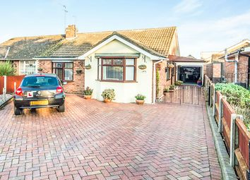 Thumbnail 3 bed semi-detached bungalow for sale in Ormesby Road, Caister-On-Sea, Great Yarmouth