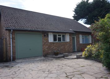 Thumbnail 2 bedroom detached bungalow to rent in Leesons Hill, Chislehurst
