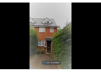 Thumbnail 3 bed semi-detached house to rent in Wolverton Road, Milton Keynes