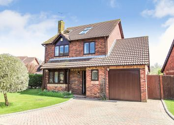 Thumbnail 5 bed detached house for sale in Heardman Close, Thatcham