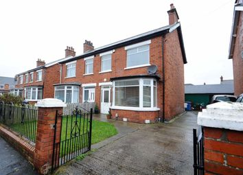Thumbnail 3 bedroom semi-detached house for sale in Pommern Parade, Castlereagh, Belfast