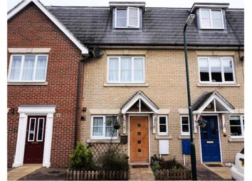 Thumbnail 4 bed terraced house for sale in Coopers Crescent, Braintree