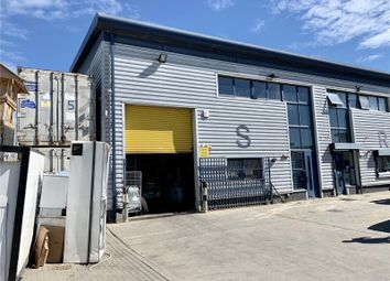 Thumbnail Light industrial for sale in Hindmans Way, Dagenham, Essex