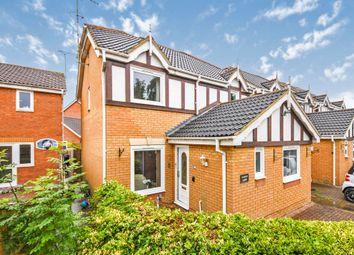 Thumbnail 3 bed detached house for sale in Challinor, Church Langley, Harlow
