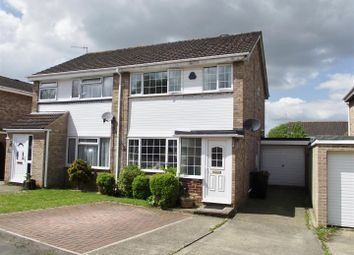 Thumbnail 3 bed semi-detached house for sale in Martin Way, Calne