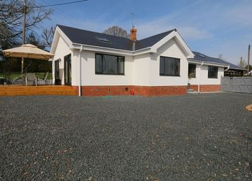 Thumbnail 3 bed detached bungalow for sale in Cradley, Malvern, Worcestershire