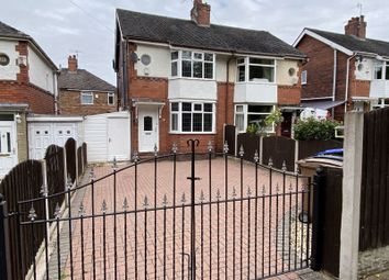 Thumbnail 2 bed semi-detached house for sale in Drubbery Lane, Blurton, Stoke-On-Trent, Staffordshire