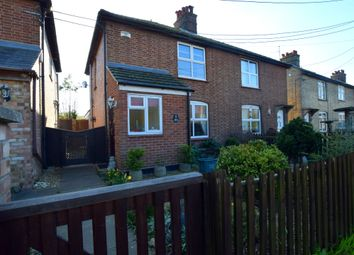 Thumbnail 2 bed semi-detached house for sale in Cambridge Villas, Cambridge Road, Godmanchester, Huntingdon