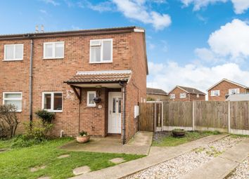 Thumbnail 3 bed semi-detached house for sale in Snell Gardens, Herne Bay