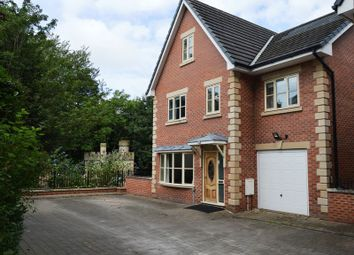 Thumbnail 6 bed detached house for sale in The Hollies, Godley, Hyde