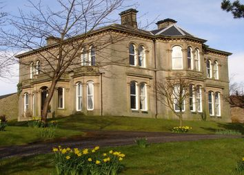 Thumbnail 2 bedroom flat to rent in Mansion House, Leas Gardens, Jackson Bridge, Holmfirth