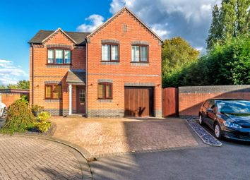 Thumbnail 4 bed detached house for sale in Park Road, Bloxwich, Walsall