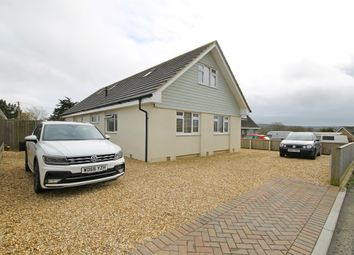 Thumbnail 5 bed detached house for sale in Solent Hill, Freshwater