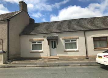 Thumbnail 2 bed terraced bungalow for sale in Back Lane, Haverfordwest, Pembrokeshire