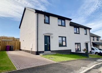 Thumbnail 3 bed semi-detached house for sale in Auldlea Gardens, Beith