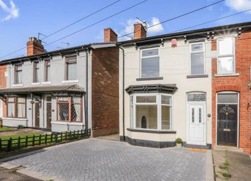 Thumbnail 3 bedroom semi-detached house for sale in Church Road, Bradmore, Wolverhampton