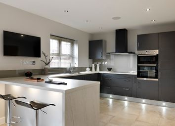 Thumbnail 5 bed detached house for sale in Bracken Hill, Ackworth