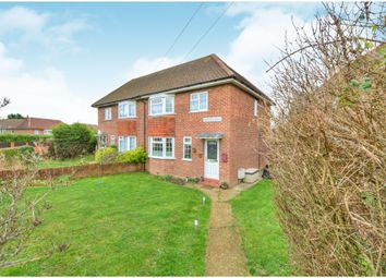 Thumbnail 3 bed semi-detached house for sale in Ridgway Road, Brogborough, Bedford