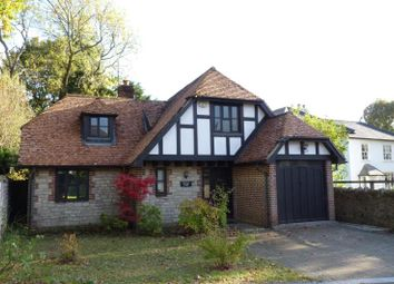 Thumbnail 3 bed detached house to rent in Liphook Road, Headley, Bordon