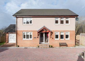 Thumbnail 5 bed detached house for sale in Woodpark, Lesmahagow, South Lanarkshire