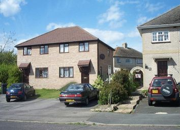 Thumbnail 4 bed semi-detached house to rent in Larchwood Drive, Englefield Green, Egham