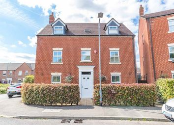 Thumbnail 5 bed town house for sale in James Meadow, Langley, Berkshire