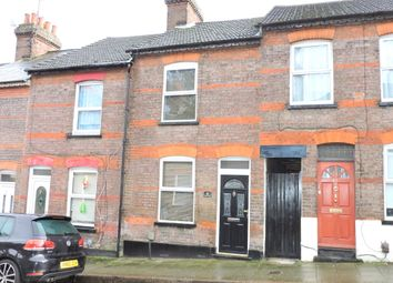 Thumbnail 2 bedroom terraced house for sale in Ashton Road, Luton