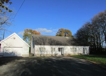 3 bed detached bungalow for sale in Cerrigwynion, Cefnypant, Nr. Whitland SA34
