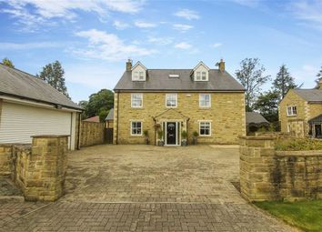 Thumbnail 6 bed detached house for sale in The Nursery, Medburn, Ponteland