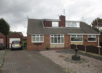 Thumbnail 4 bed semi-detached house for sale in Alderley Lane, Leigh