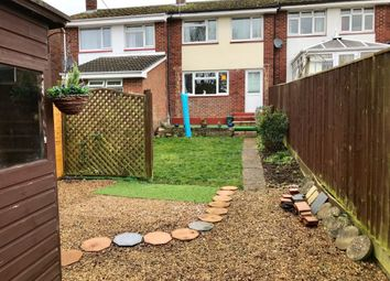 Thumbnail 3 bed terraced house to rent in Gordon Road, Newport, Isle Of Wight