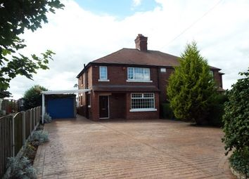 Thumbnail 3 bed semi-detached house to rent in Middlewich Road, Leighton