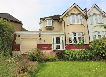 Thumbnail 4 bed semi-detached house for sale in Torrington Park, North Finchley, London