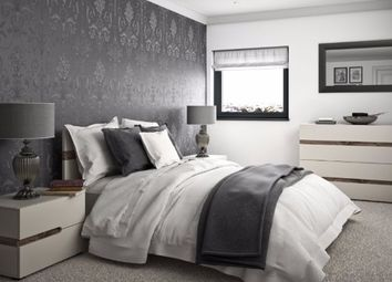 Thumbnail 2 bed flat for sale in Northill Apartments, Fortis Quay, Salford