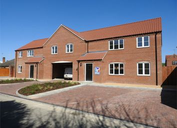Thumbnail 2 bed flat to rent in West Road, Billingborough, Sleaford, Lincolnshire