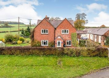 Thumbnail 3 bed detached house for sale in Yarlet Bank, Yarlet, Stafford, Staffordshire