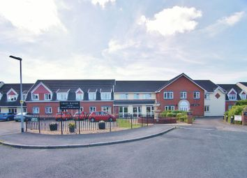 Thumbnail 2 bedroom flat for sale in Croft Manor, Mason Close, Freckleton