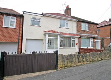 Thumbnail 4 bedroom semi-detached house for sale in Norbett Road, Arnold, Nottingham