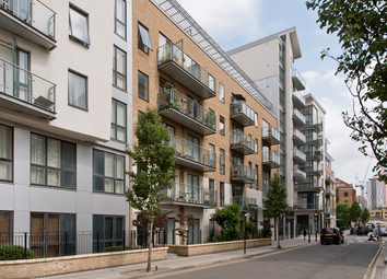 Thumbnail 2 bed flat for sale in Violet Road, Bow