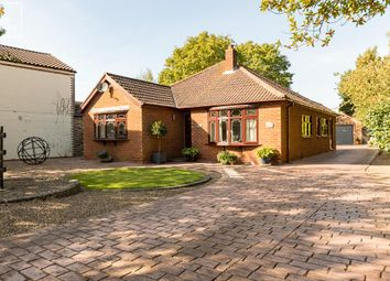 Thumbnail 3 bed detached bungalow for sale in High Street, Flixborough, Scunthorpe