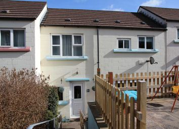 Thumbnail 3 bed terraced house for sale in Rialton Heights, Newquay