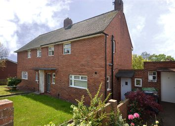Thumbnail 2 bedroom semi-detached house for sale in Tuckfield Close, Tuckfield Close, Exeter, 5Lr