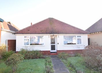 Thumbnail 2 bed detached bungalow for sale in Salisbury Road, Holland-On-Sea, Clacton-On-Sea