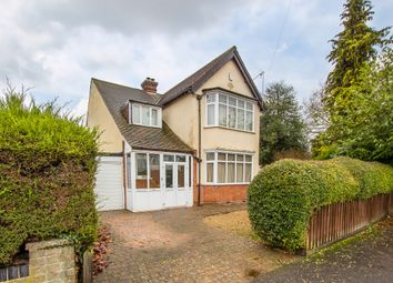 Thumbnail 3 bed detached house for sale in Highworth Avenue, Cambridge