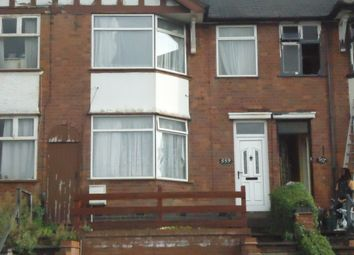 Thumbnail 3 bedroom town house for sale in St Saviours Road, Leicester