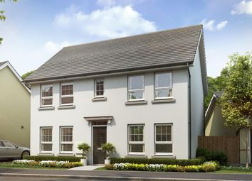 "Thumbnail 4 bedroom detached house for sale in ""Thornbury"" at Tiverton Road, Cullompton"
