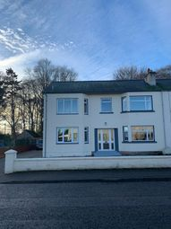 Thumbnail 5 bed semi-detached house for sale in Manse Road, Nairn