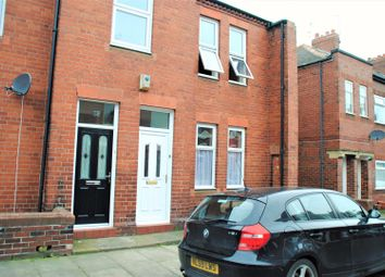 Thumbnail 2 bed flat to rent in Breamish Street, Jarrow