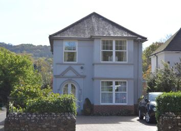 Thumbnail 4 bedroom detached house for sale in Vicarage Road, Sidmouth, Devon